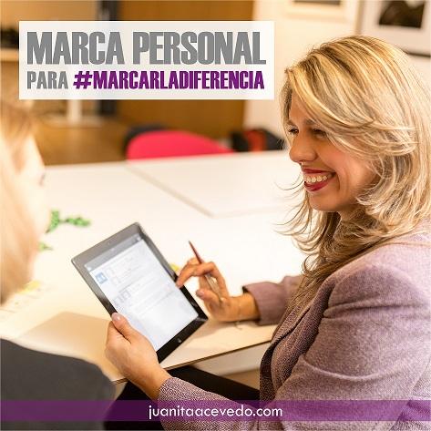 Marca Personal para Marcar la Diferencia