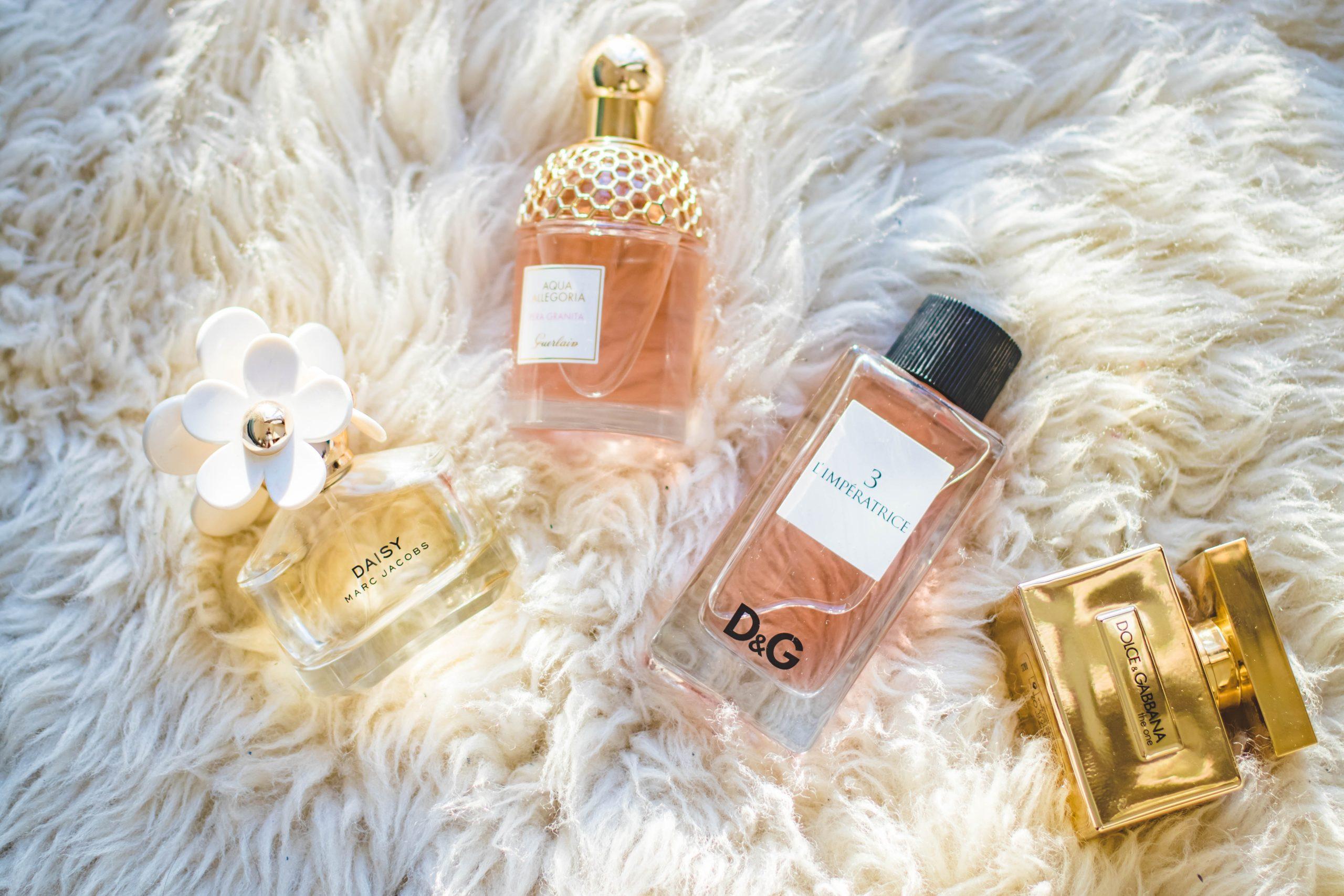 Somos como perfumes