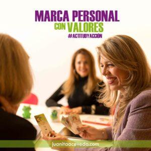 Marca Personal con Valores